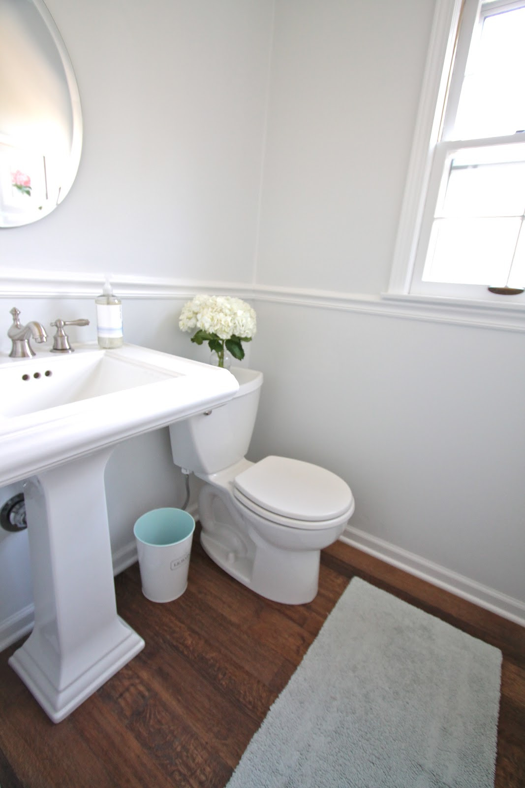 Best ideas about Diy Bathroom Remodel . Save or Pin DIY Bathroom Remodel Julie Blanner Now.