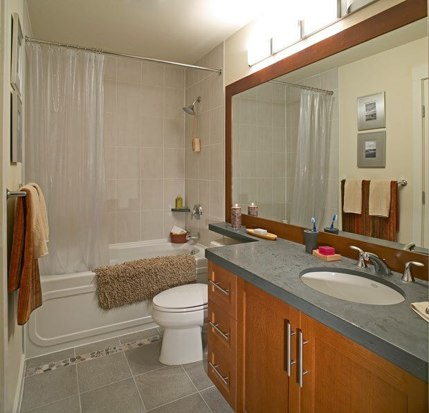 Best ideas about Diy Bathroom Remodel . Save or Pin 6 DIY Bathroom Remodel Ideas Now.