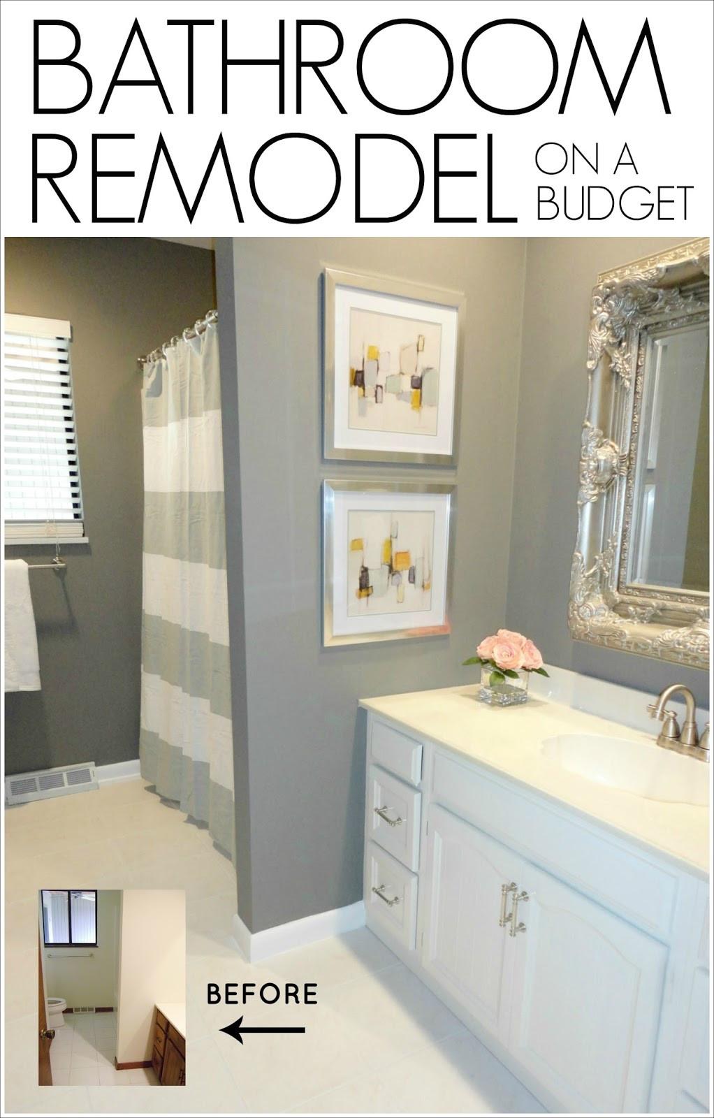 Best ideas about Diy Bathroom Remodel . Save or Pin diy bathroom renovation step by step guide DIY Bathroom Now.