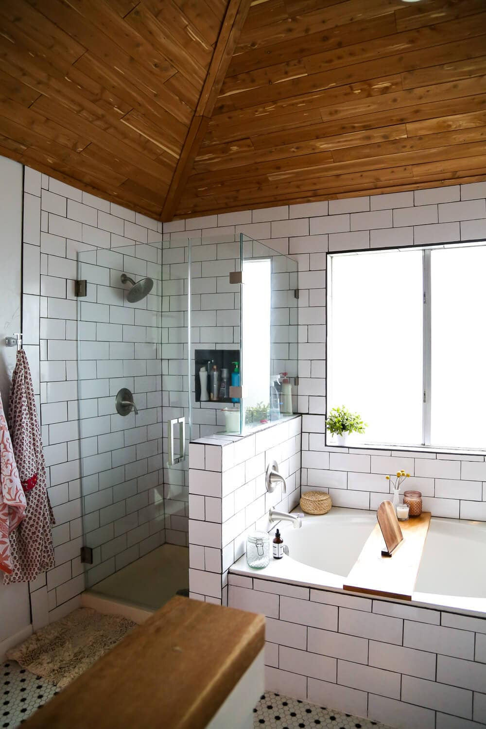 Best ideas about Diy Bathroom Remodel . Save or Pin Our DIY Bud Bathroom Renovation Love & Renovations Now.