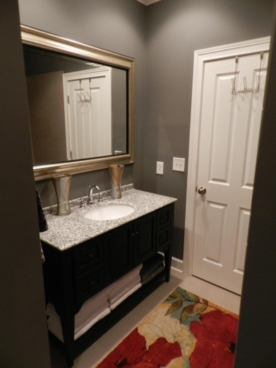 Best ideas about Diy Bathroom Remodel . Save or Pin 5 DIY Bathroom Remodeling Projects for Your Bud Now.