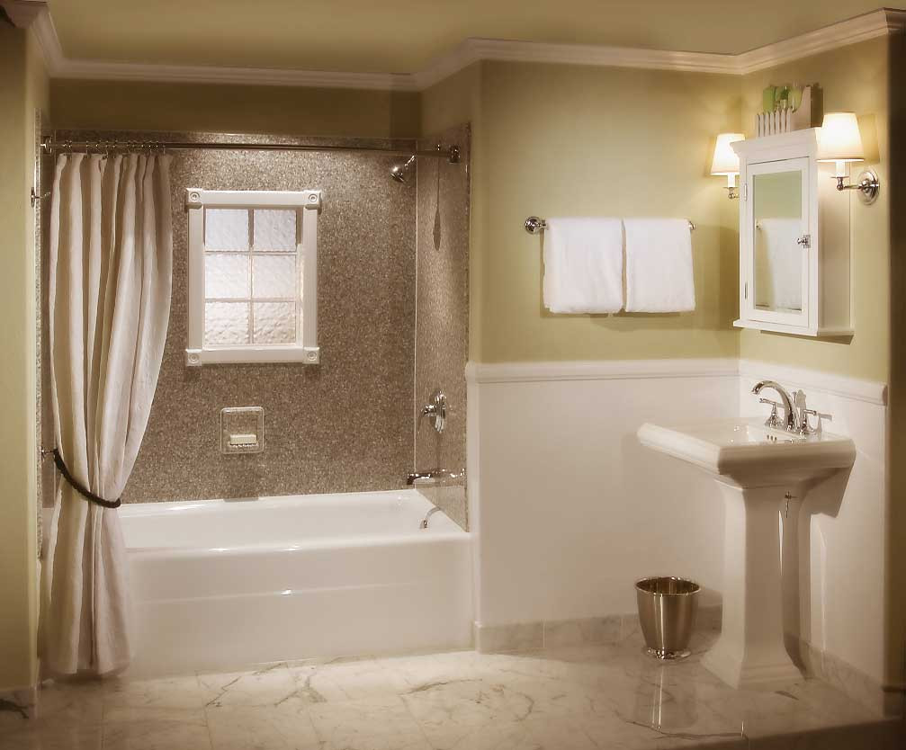 Best ideas about Diy Bathroom Remodel . Save or Pin Inspiring Diy Bathroom Remodel Ideas That Friendlier To Now.