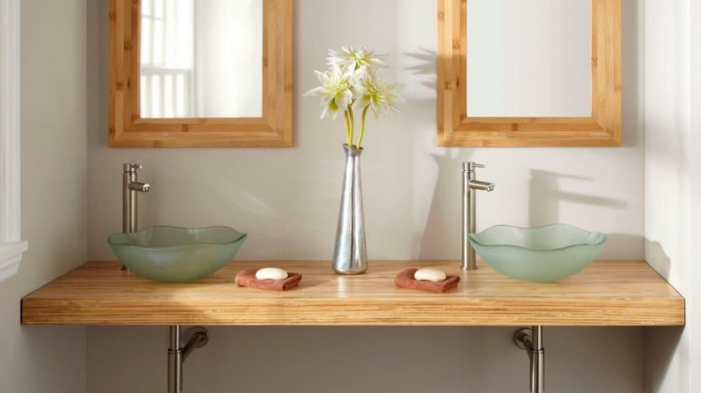 Best ideas about DIY Bathroom Vanity Plans . Save or Pin 7 Chic DIY Bathroom Vanity Ideas For Her DIY Wood Plans Now.