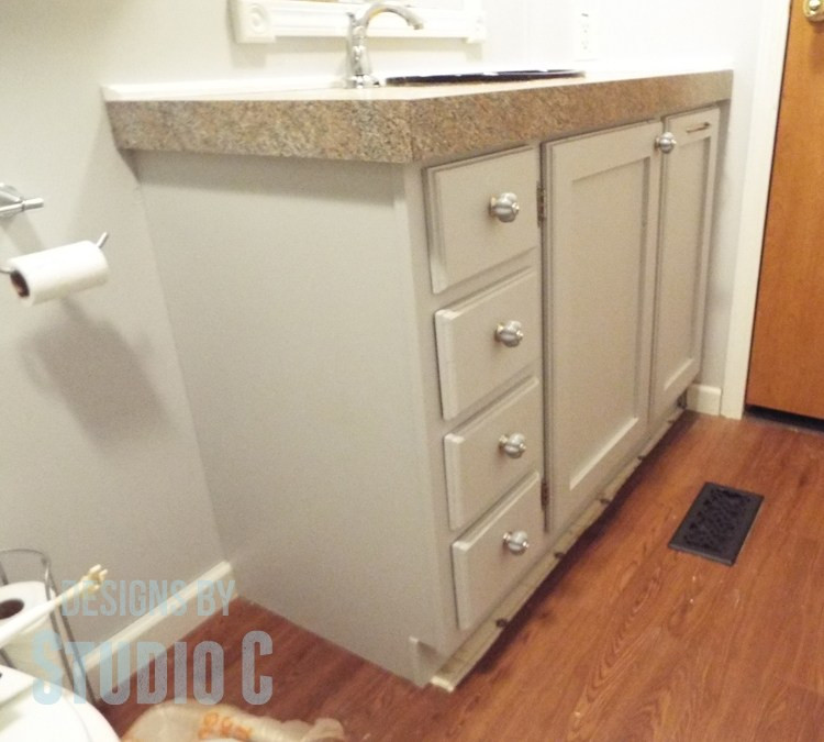 Best ideas about DIY Bathroom Vanity Plans . Save or Pin DIY Bath Vanity Plan with a Built In Clothes Hamper Now.
