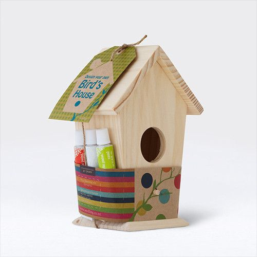 DIY Birdhouse Kit  Best 25 Bird house kits ideas on Pinterest
