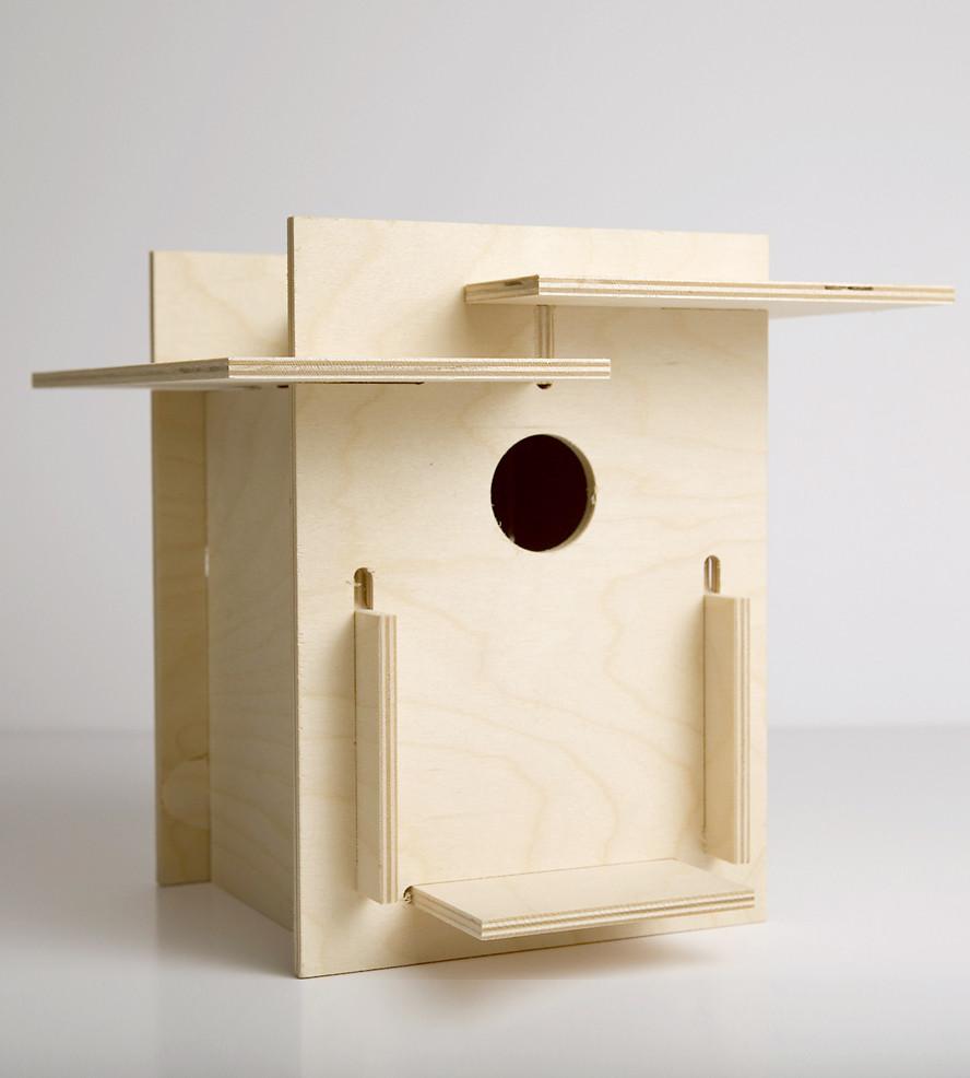 DIY Birdhouse Kit  The Right DIY Birdhouse Kit Home Crafting & DIY