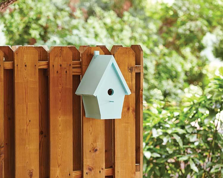 DIY Birdhouse Kit  DIY Birdhouse How To – The Home Depot Blog