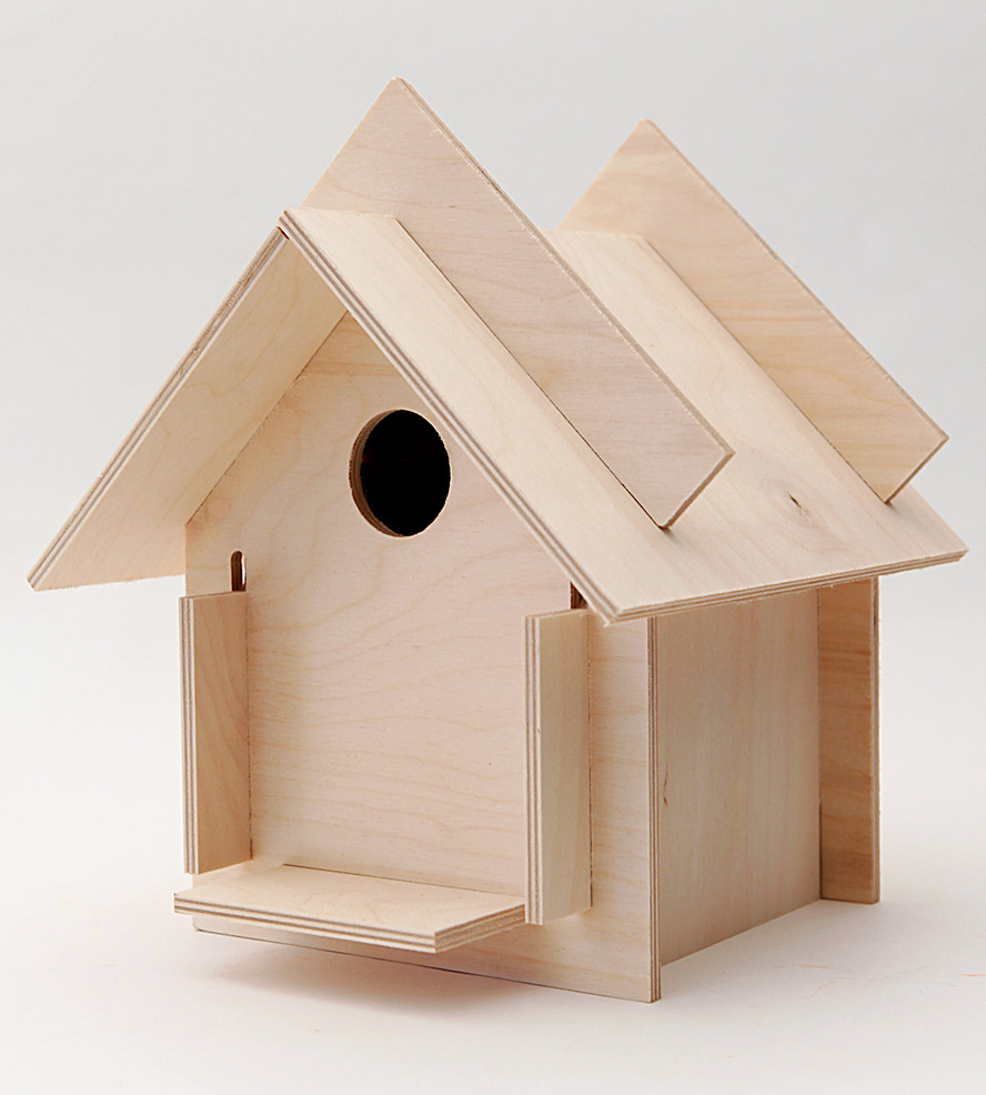 DIY Birdhouse Kit  The Original DIY Birdhouse Kit Home Crafting & DIY