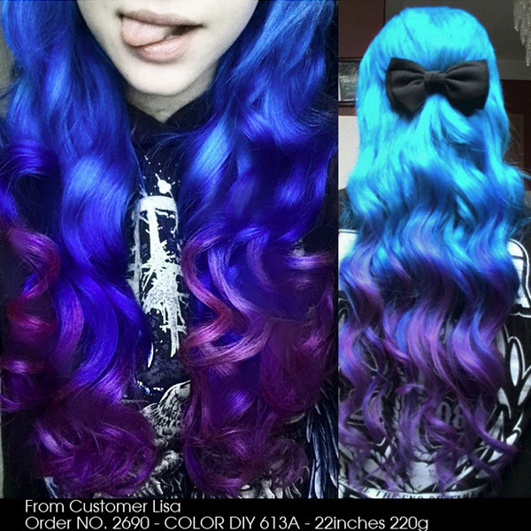 Best ideas about DIY Blue Hair Dye . Save or Pin How does my hair look now GirlsAskGuys Now.