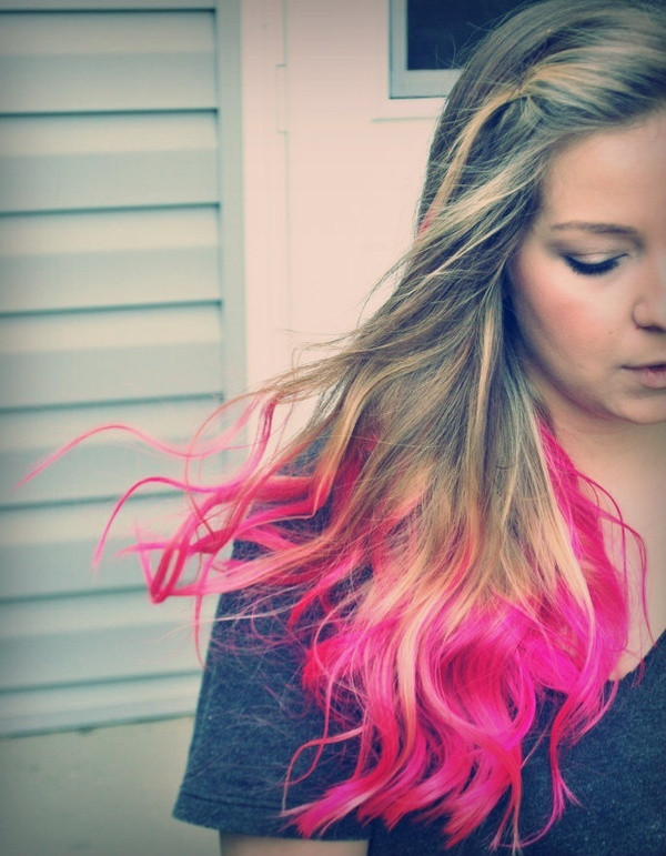 Best ideas about DIY Blue Hair Dye . Save or Pin 17 Best images about Dip DIY hair on Pinterest Now.