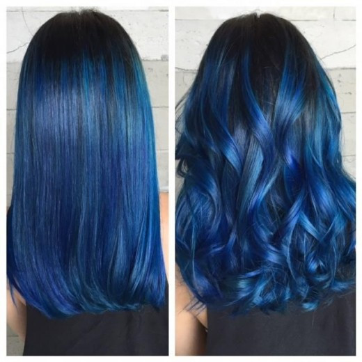 Best ideas about DIY Blue Hair Dye . Save or Pin DIY Hair 10 Blue Hair Color Ideas Now.