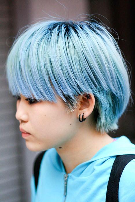 Best ideas about DIY Blue Hair Dye . Save or Pin diydye Now.