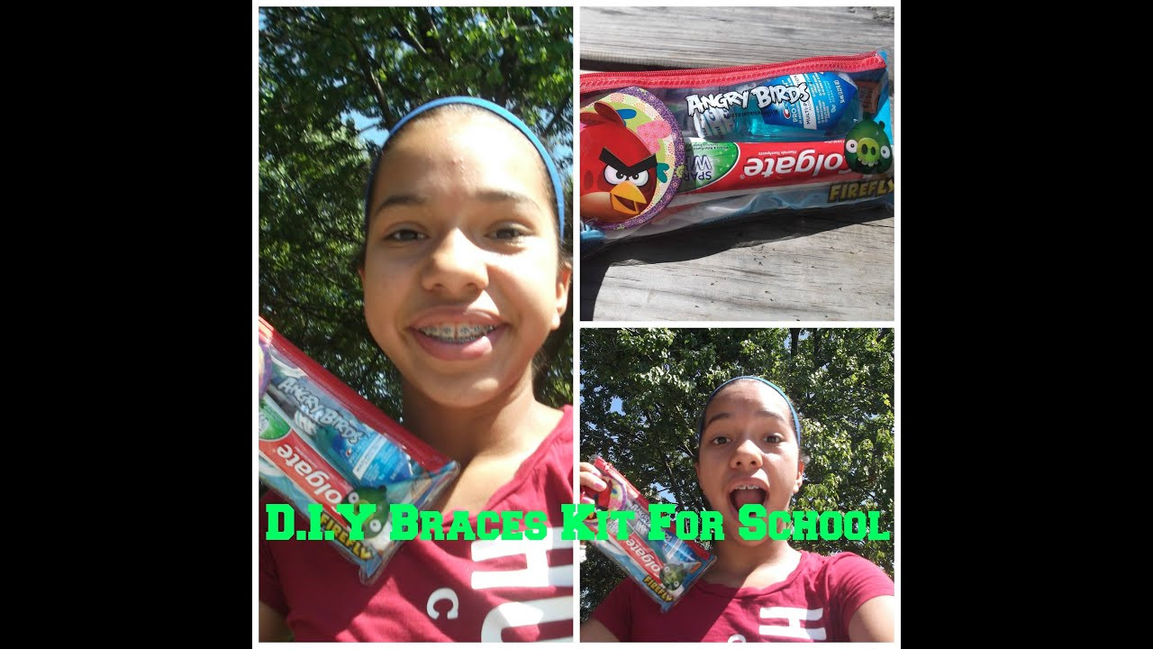 Best ideas about DIY Braces Kit . Save or Pin D I Y Braces Kit for School Now.