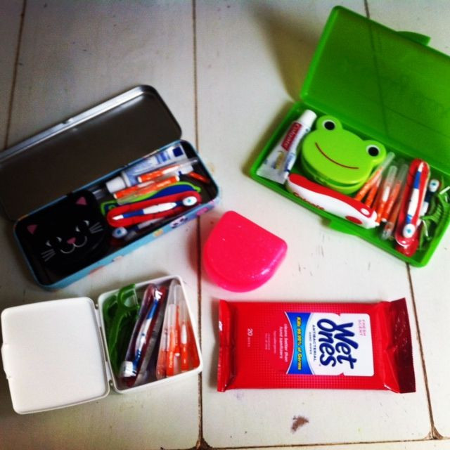 Best ideas about DIY Braces Kit . Save or Pin DIY Kit Case suggestions for Invisalign wearers who want Now.