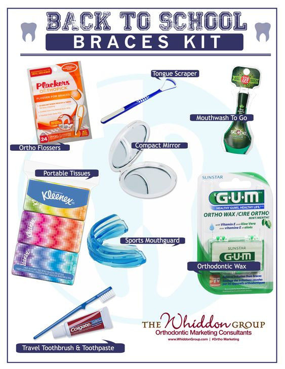 Best ideas about DIY Braces Kit . Save or Pin What does your orthodontic practice re mend for a back Now.