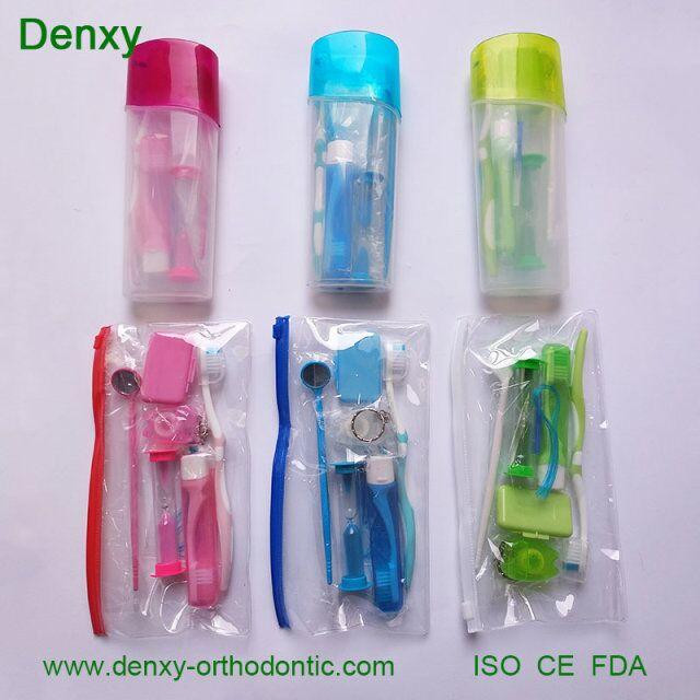 Best ideas about DIY Braces Kit . Save or Pin Dental kit ortho kit orthodontic toothbrush Dental travel Now.