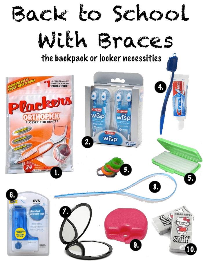 Best ideas about DIY Braces Kit . Save or Pin DIY Braces Hygiene Locker Kit Now.
