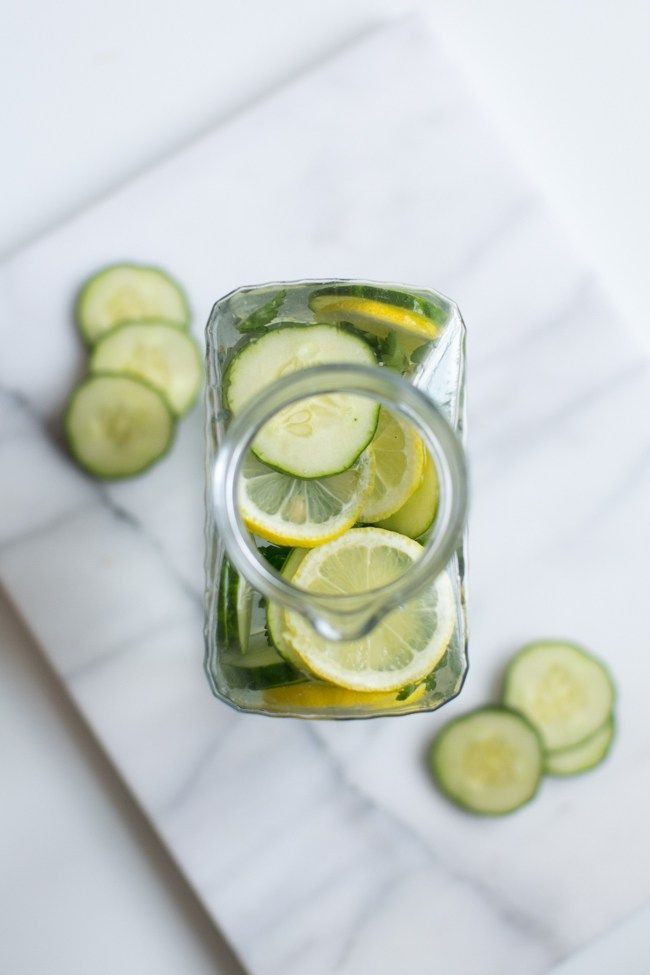 Best ideas about DIY Calming Face Mask . Save or Pin Cucumber Spa Water DIY Calming Face Mask Now.