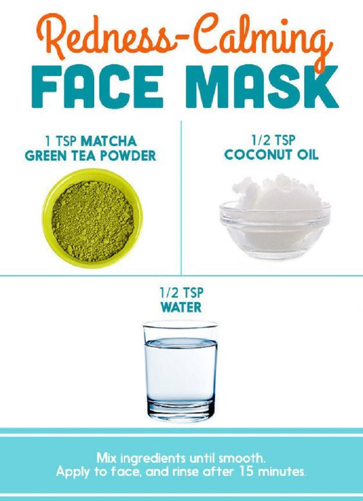 Best ideas about DIY Calming Face Mask . Save or Pin 7 Effective and Simple DIY Red Skin Reme s Now.