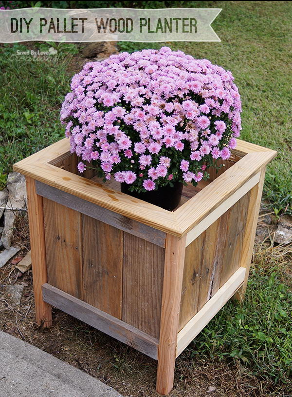 Best ideas about DIY Cedar Planter Box . Save or Pin 30 Creative DIY Wood and Pallet Planter Boxes To Style Up Now.