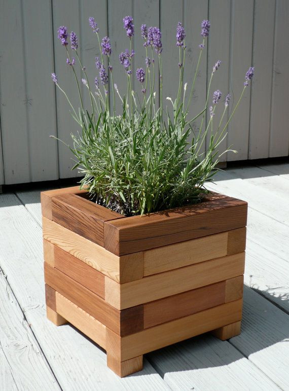 Best ideas about DIY Cedar Planter Box . Save or Pin Diy Cedar Planter Box WoodWorking Projects & Plans Now.