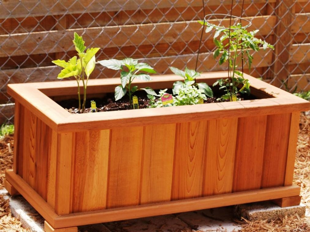 Best ideas about DIY Cedar Planter Box . Save or Pin Best Cedar Planter Box Ideas Now.