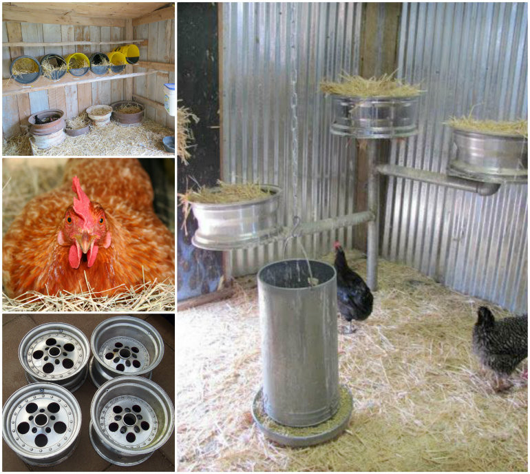 Best ideas about DIY Chicken Nesting Boxes . Save or Pin Wonderful DIY Recycled Chicken Coops Now.