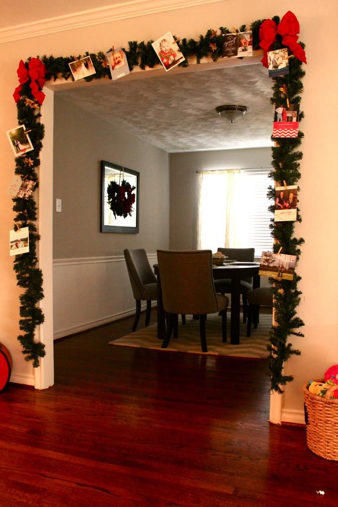 DIY Christmas Card Holders  DIY Christmas Card Holder