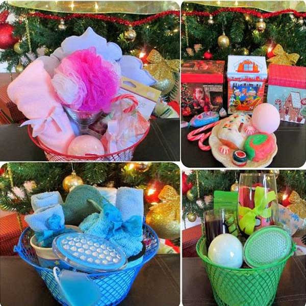 Diy Christmas Gift Baskets Ideas  Simple Stunning Inexpensive DIY Gifts for Christmas
