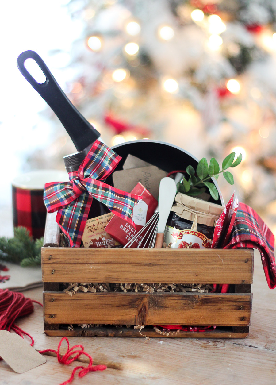 Diy Christmas Gift Baskets Ideas  50 DIY Gift Baskets To Inspire All Kinds of Gifts