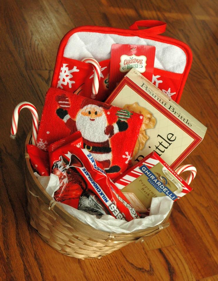 Diy Christmas Gift Baskets Ideas  BubbaChic Tutorials