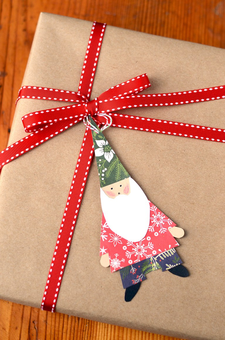 Best ideas about DIY Christmas Gift Tags . Save or Pin 11 Awesome DIY Christmas Gift Tags You ll Like Shelterness Now.