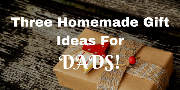 Best ideas about DIY Christmas Gifts For Brothers . Save or Pin Three Homemade Christmas Gift Ideas for Dads – me and b Now.