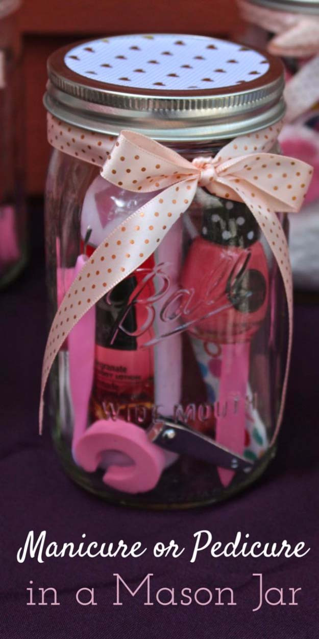 Best ideas about DIY Christmas Gifts For Girlfriend . Save or Pin Super Special DIY Gift Ideas for Her Now.