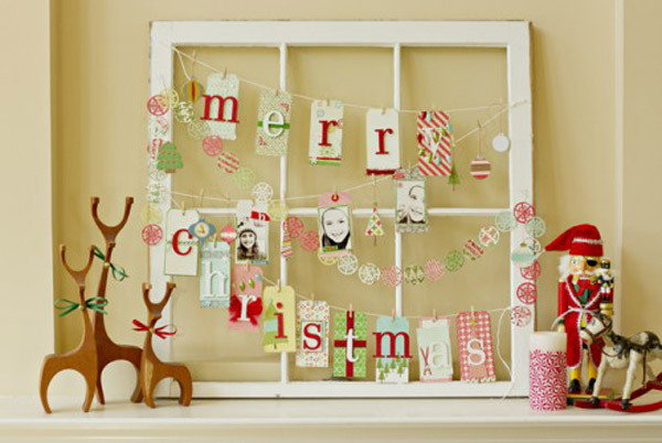 DIY Christmas Wall Decor  Christmas Wall Decorations Ideas To Deck Your Walls