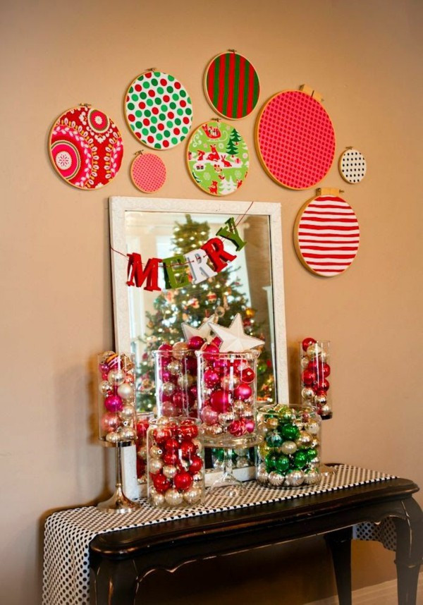 DIY Christmas Wall Decor  Christmas Craft Ideas For A Beautifully Decorated Home