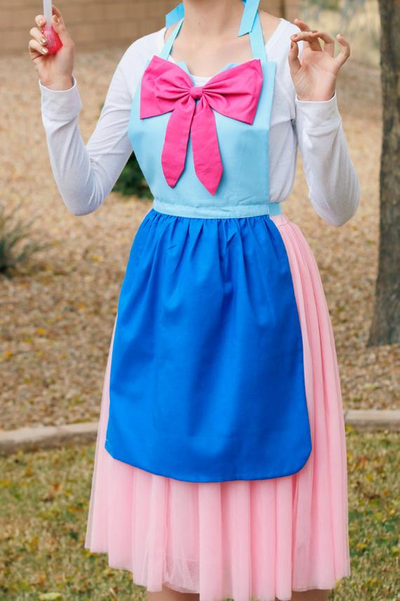 Best ideas about DIY Cinderella Costume For Adults . Save or Pin FAIRY GODMOTHER CINDERELLA Disney princess inspired Costume Now.