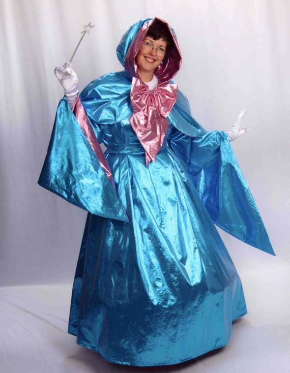 Best ideas about DIY Cinderella Costume For Adults . Save or Pin ADULT SIZE Cinderella s FAIRY GODMOTHER Costume DISNEY Now.