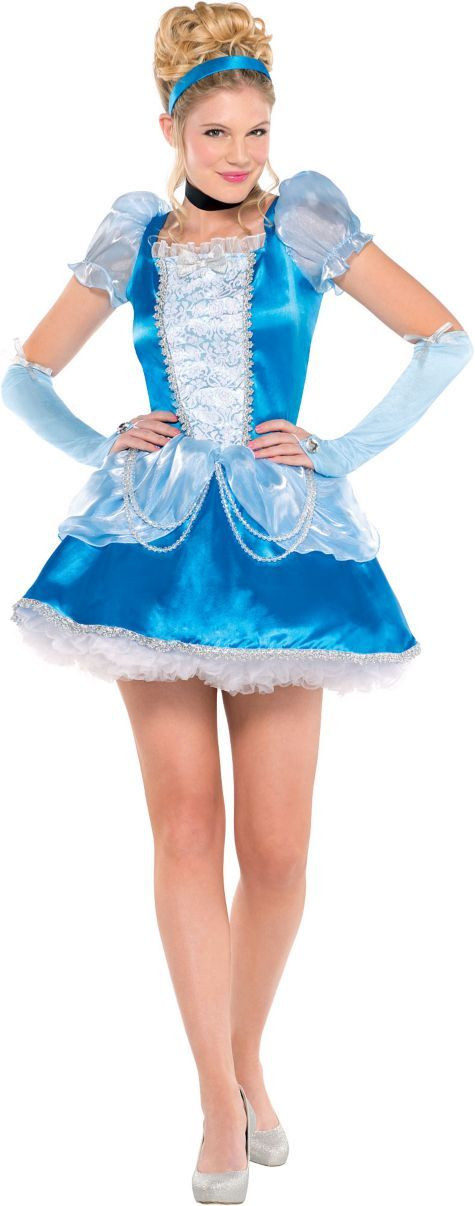 Best ideas about DIY Cinderella Costume For Adults . Save or Pin Adult Princess Cinderella Costume Party City This is Now.
