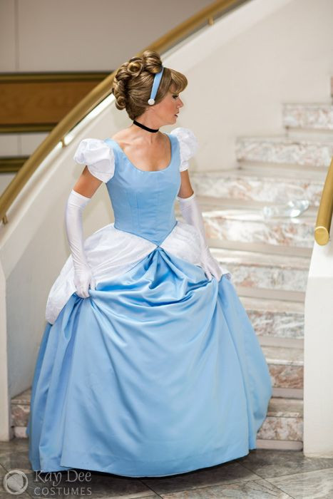 Best ideas about DIY Cinderella Costume For Adults . Save or Pin 30 Disney Costumes and DIY Ideas for Halloween 2017 Now.