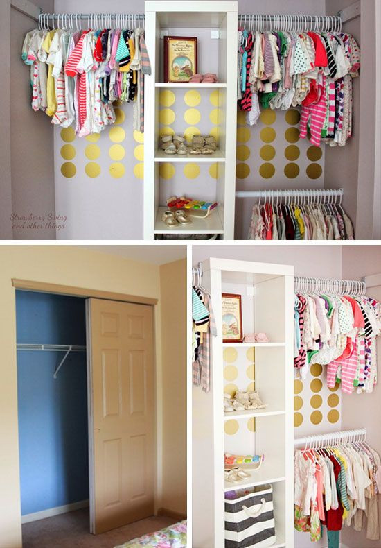 DIY Closet Organizer Ideas  20 DIY Closet Organization Ideas for the Home