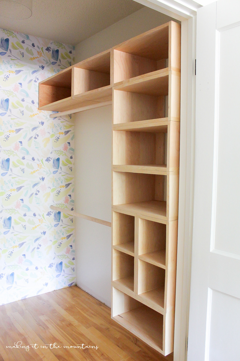 DIY Closet Organizer Ideas  DIY Custom Closet Organizer The Brilliant Box System