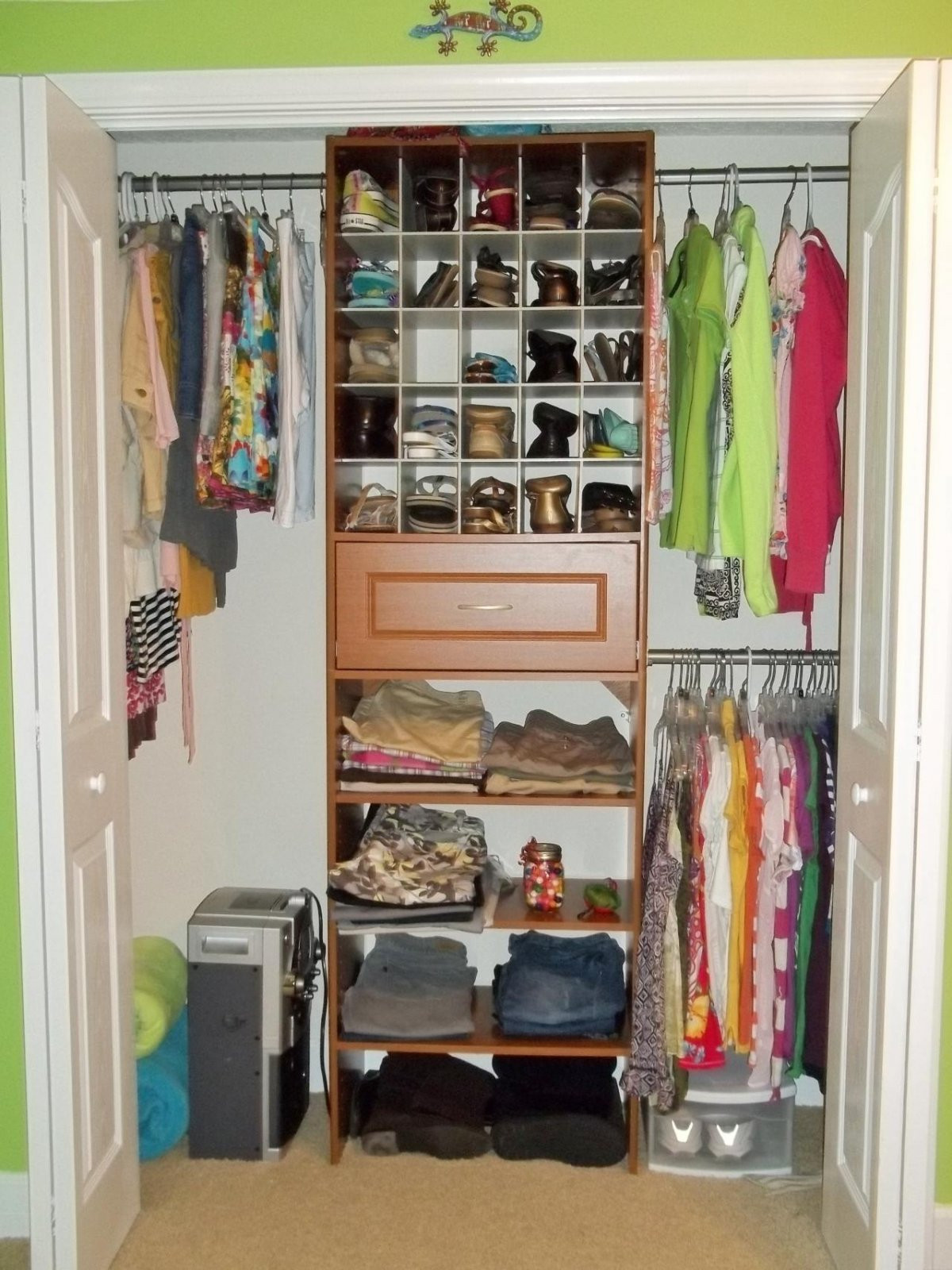 DIY Closet Organizer Ideas  Tidy Diy Closet Organization Ideas — Closet Ideas Diy