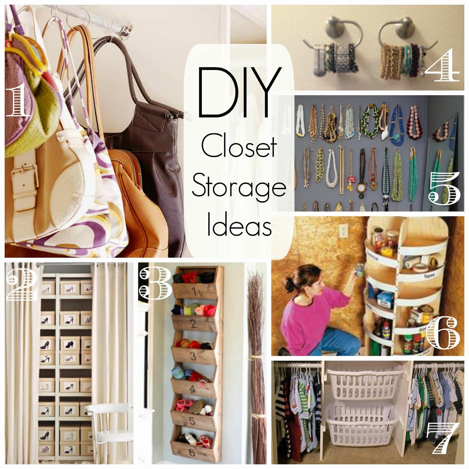 DIY Closet Organizer Ideas  How To Build A Closet OrganizerConfession
