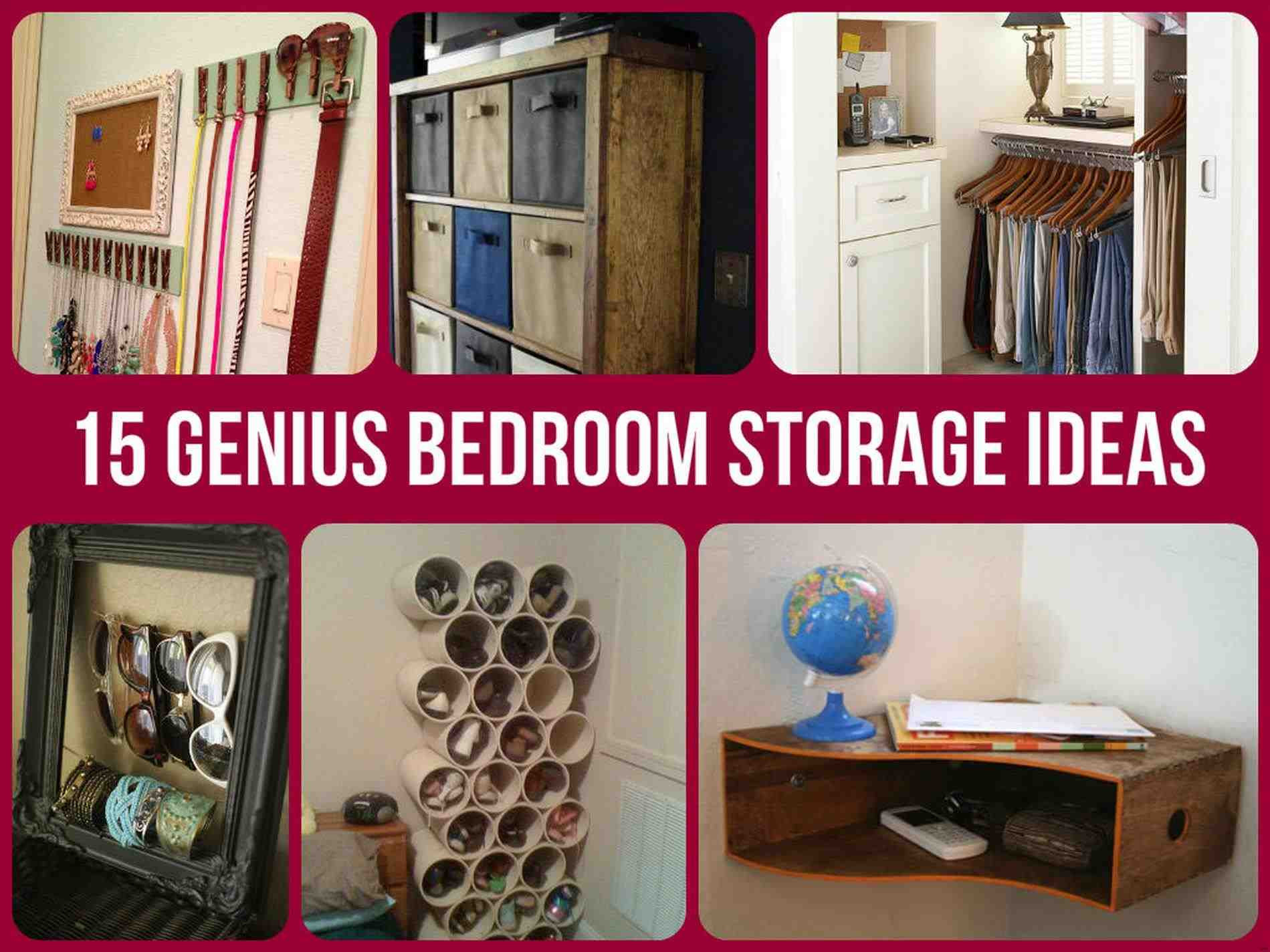 DIY Closet Organizer Ideas  The Collection of Organizers cheap closets diy