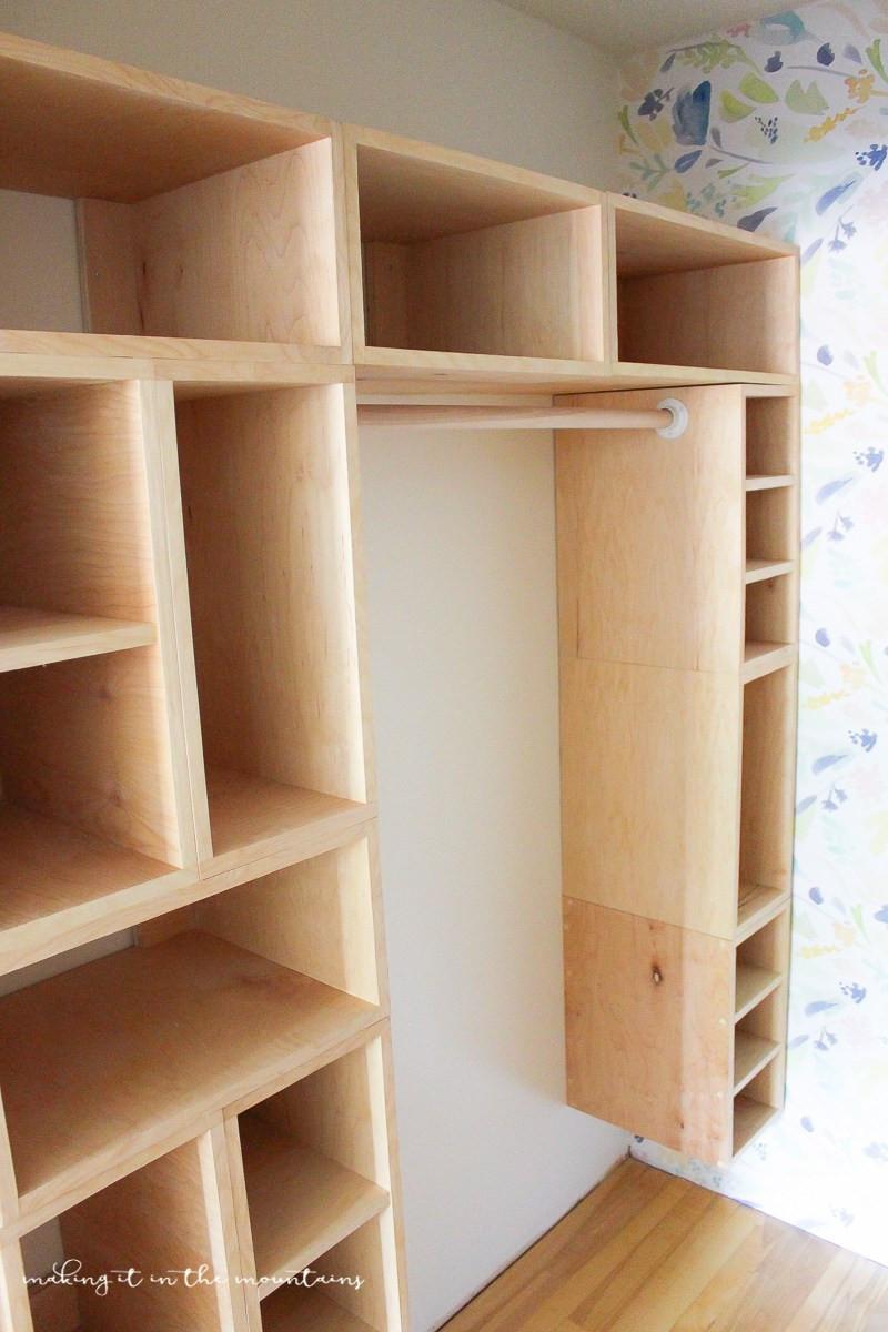 DIY Closet Organizers  DIY Custom Closet Organizer The Brilliant Box System