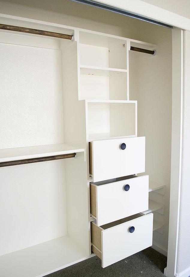 DIY Closet Organizers  DIY Closet Kit for Under $50