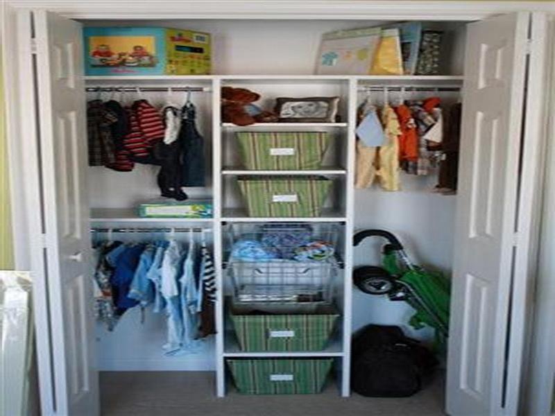 DIY Closet Organizers  Re examination cheap diy closet organizer