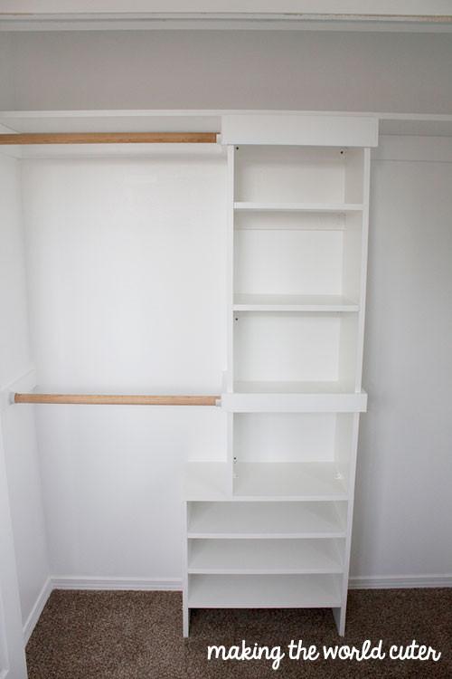 DIY Closet Organizers  DIY Closet Organizer