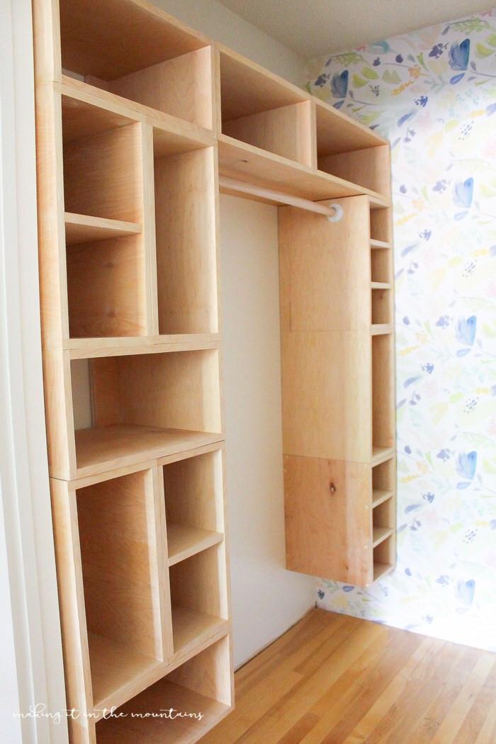 DIY Closet Organizers  DIY Closet Organizing Ideas & Projects
